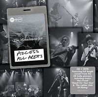Monochrome Set - Access All Areas (2015)  CD+DVD NEW/SEALED  SPEEDYPOST