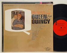 Dinah Washington & Quincy Jones Mercury DG USA VG + # 22