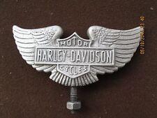 harley wings,motorcycle, rat rod,hot rod, mascot,car hood ornament