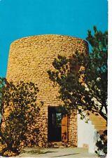Castell Cap Negret Restaurant Ibiza Advertising Card Postcard Unused VGC