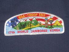 1991 World Jamboree Troop 1312 JSP   cjp  nj