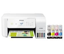 Epson EcoTank ET-2720 Wireless All-in-One Inkjet Printer White