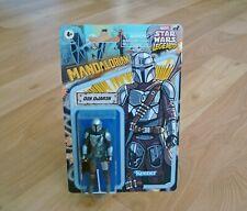 Star Wars x Marvel Legends 3.75 Retro Custom Card THE MANDALORIAN DIN Beskar