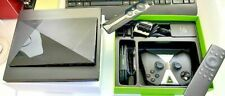 NVIDIA SHIELD Pro Android TV Box - Black With Extra Remote