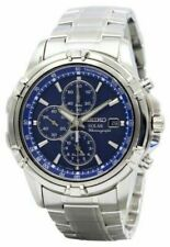 Seiko Solar Blue Men's Watch - SSC141