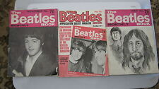 BEATLES MONTHLY  NO 70 76 PLUS APPRECIATION SOCIETY MAGAZINE.