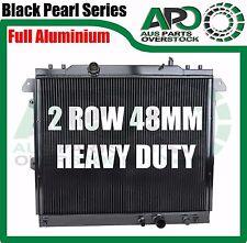 Full Aluminium Radiator For TOYOTA HILUX KUN16R KUN26R 3.0L Turbo Diesel Manual