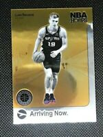 2019-20 NBA Hoops Premium Stock - Luka Samanic ARRIVING NOW #19 - Spurs