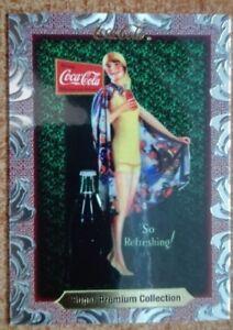 ORIGINAL CARD U.S.A*SUPER PREMIUM COCA COLA COLLECTION*N.51*-NEW,PERFECT-N.643