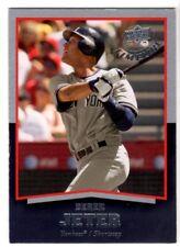 2008 Upper Deck Timeline #28 Derek Jeter - Yankees