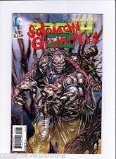Earth 2 #15.2 Solomon Grundy Near Mint/Mint 3D Cover
