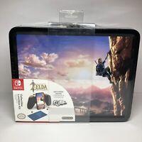 Power A Nintendo Legend of Zelda Breath Wild Collectible Lunchbox Joy Con Grip