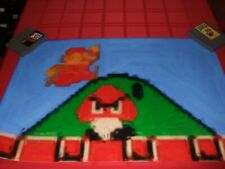 Nintendo NES Super Mario Brothers 8bit Paint Limited Edition POSTER 15of50 30x20