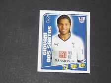 417 GIOVANI TOTTENHAM SPURS TOPPS PREMIER LEAGUE FOOTBALL 2008-2009 PANINI