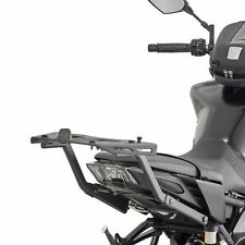 Yamaha MT-09 2017 GIVI 2132FZ MONORACK ARMS Top Box RACK + M8A ALU PLATE MT 09