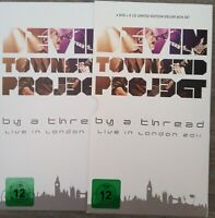 Devin Townsend Project ‎– By A Thread Live In London 2011 5 CD + 4 DVD Limited