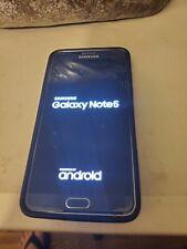Samsung Galaxy Note 5 N920 32GB GSM UNLOCKED 4G LTE Smartphone +