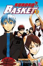 Serie completa  Kuroko's Basket 31 volumi(30 + lo speciale extra game) NUOVO