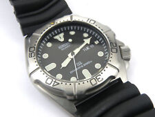 Mens Seiko 5H26-7A00 Quartz Professional Divers Watch - 200m