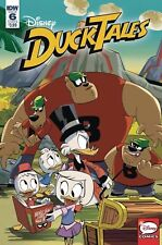 DISNEY DUCKTALES #6 A IDW COMIC BOOK 2018 NM Bagged and Boarded! First print