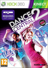 Dance Central 2 ~ XBox 360 Kinect Game (in Great Condition)