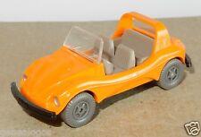 WIKING HO 1/87 VW VOLKSWAGEN KÄFER BEETLE COX 1300 CABRIOLET COCCINELLE ORANGE