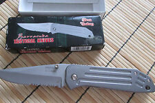 FROST CUTLERY, ''BARRACUDA''TACTIAL KNIFE,   NIB