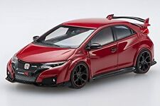 Ebbro 45354 Honda CIVIC TYPE R 2015 Milano Red 1/43 scale