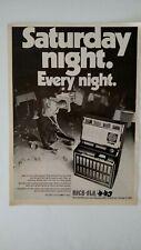Rock Ola/443.1970 Original Promo Poster Ad