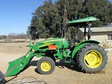 "UNIVERSAL JOHN DEERE Tractor Canopy GREEN 45""W X 60""L  Polyethylene"