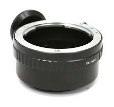 Pentax K PK Objektivadapter für Sony E mount adapter NEX-7 A7 Stativhalterung