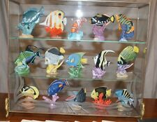 Franklin Mint Jewels Of The Sea Tropical Fish Collection