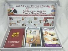 The Food Lovers 21 Day Transformation Fat Weight Loss System Kit New