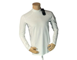 Under Armour cold gear reactor LS shirt size Medium Men's New Fitted