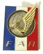 insigne du FAR F.A.R Force d'action rapide Armée de Terre & Légion - Y DELSART