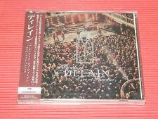 2017 JAPAN 2 CD SET DELAIN A Decade Of Delain Live At Paradiso