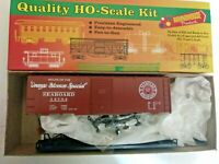 HO scale roundhouse Seaboard Airlines 40' AAR Boxcar  SAL  14754