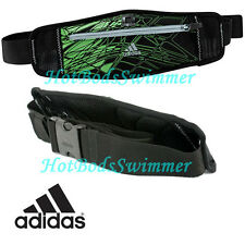 Adidas Running Waistbag/WaistPouch/Bag Black/Green V42653