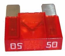 Flachsicherung MAXI 50A Leistungssicherung Sicherung kfz Auto Fuse APX Zeeman