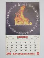 Coca-Cola 1980 Calendar - NEW  FREE SHIPPING