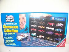 HOT WHEELS ALL AMERICAN SHOWCASE COLLECTION INCLUDES 16 CARS & 57 T-BIRD NEW