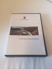 PORSCHE NAVIGATION CD'S OEM FROM DEALER 3 DVD MAP 1A 1B & 2 CARRERA CAYENNE