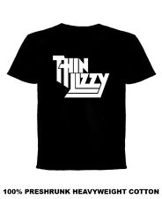 Thin Lizzy Rock retro vintage T Shirt
