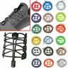 No Tie Shoe Laces Elastic Lock Lace System Lock Sports Runner Trainer Shoelaces&
