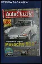 Auto Classic 4/07 Porsche 911 Wartburg 311/2 Audi Museu