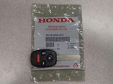 Genuine OEM Honda 2003 - 2007 Accord Remote Key 4 Button Trunk 35118-SDA-A11