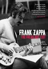 NEW Zappa, Frank - The Freak Out List (DVD)