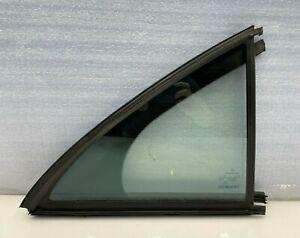 2007 - 2013 MERCEDES S CLASS W221 - REAR RIGHT SIDE DOOR QUARTER GLASS OEM