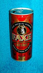 Faxe beer motiv-can Red Erik Bierdose beer collector-can Sammlerdose beer can