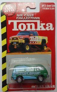 2000 Maisto TONKA COLLECTION 1 Ocean Gear #24 of 50